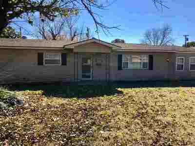 Duncan Single Family Home For Sale: 2206 W Holly