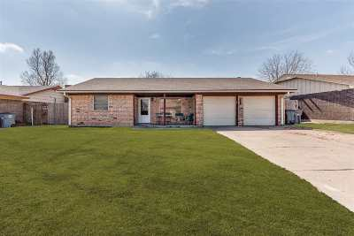 Lawton Single Family Home For Sale: 6320 NW Andrews Ave