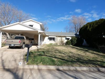 Lawton Single Family Home Under Contract: 148 NE Angus St