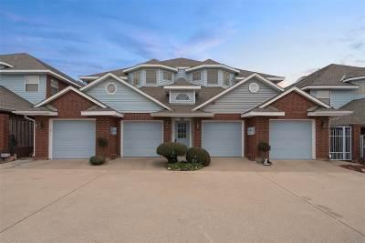 Lawton Single Family Home For Sale: 509 NW Fairway Villa Pl #2