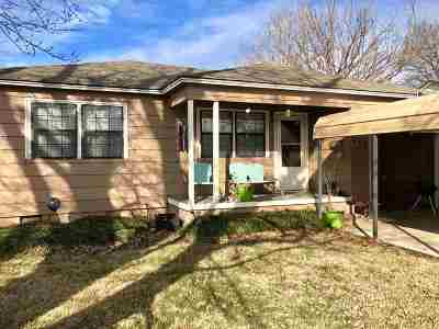Duncan Single Family Home For Sale: 505 N H