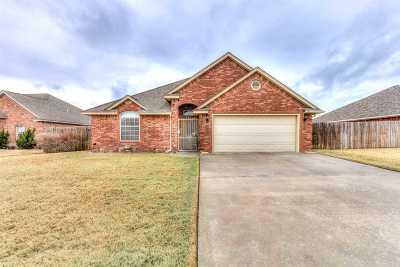Lawton Single Family Home For Sale: 5308 SW Dove Creek Blvd