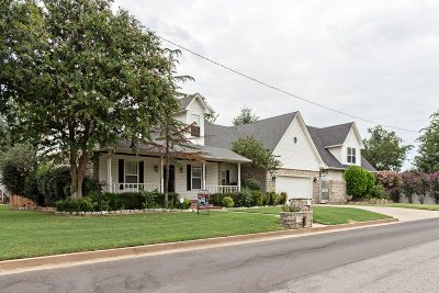 Lawton Single Family Home Under Contract: 1116 NW Bell Ave
