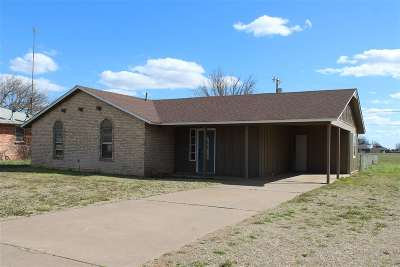 Tillman County Single Family Home For Sale: 401 E Ada