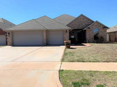 Lawton Single Family Home For Sale: 1603 SW 70th St