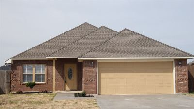 Lawton Single Family Home For Sale: 2305 SW Rolling Hills Pl