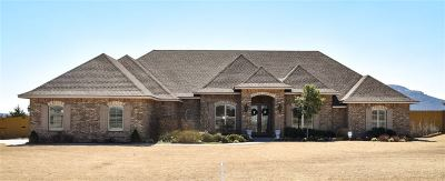 Lawton Single Family Home Under Contract: 1125 NW Mt Marcy Dr