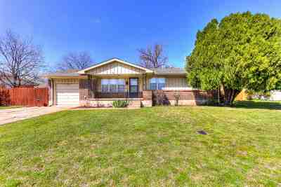 Lawton Single Family Home For Sale: 4503 NW Lincoln Ave