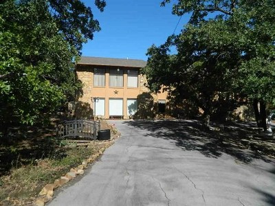 Lawton Single Family Home For Sale: 1 NW Wildwood Rd