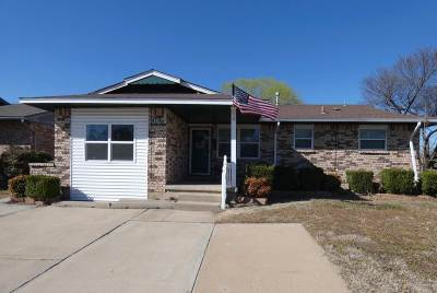 Lawton Single Family Home Under Contract: 6411 NW Compass Dr