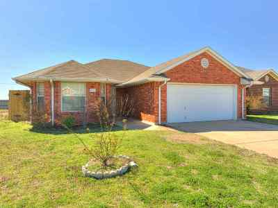Lawton Single Family Home For Sale: 4016 SW Mesquite