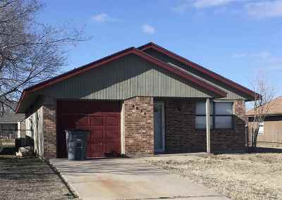 Lawton Single Family Home For Sale: 4617 SW K Ave