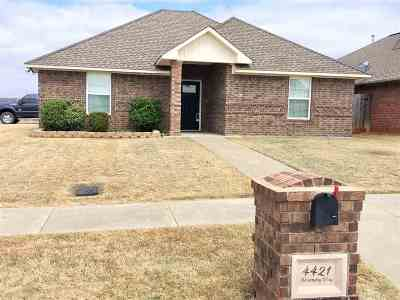 Single Family Home For Sale: 4421 SW Rosemary Way