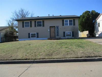 Lawton Single Family Home For Sale: 5342 NW Elm Ave