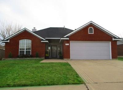 Lawton Single Family Home For Sale: 3920 SW Parkridge Blvd