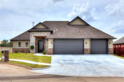 Lawton Single Family Home Under Contract: 1604 NW 37th St