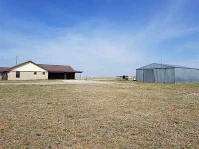 Geronimo Single Family Home Under Contract: 706 SW Burk Rd