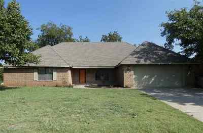 Lawton Single Family Home For Sale: 3002 NE Heritage Ln