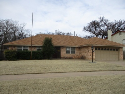 Lawton Single Family Home Under Contract: 18 NW 59th St