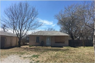 Lawton Single Family Home For Sale: 705 SW 14th St