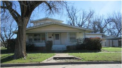Lawton Single Family Home Uc-Continue To Show: 716 NW Arlington Ave