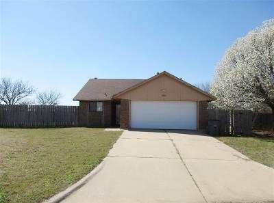 Lawton Single Family Home For Sale: 2603 NE Euclid Ave