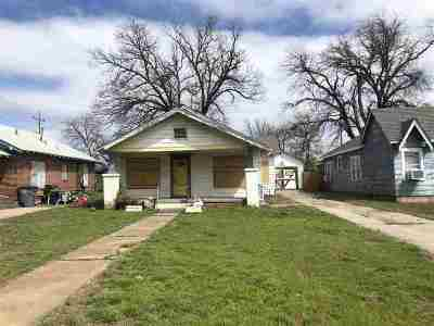 Lawton Single Family Home For Sale: 507 NW Euclid Ave