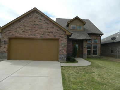 Lawton Single Family Home For Sale: 7912 SW Powell Ct