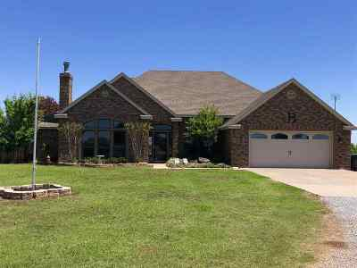 Cache Single Family Home Under Contract: 292 SW Whitetail Dr