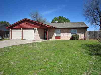 Lawton Single Family Home For Sale: 6321 NW Irwin Ave