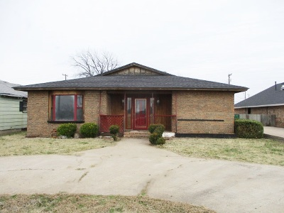 Tillman County Single Family Home For Sale: 308 N 1st St
