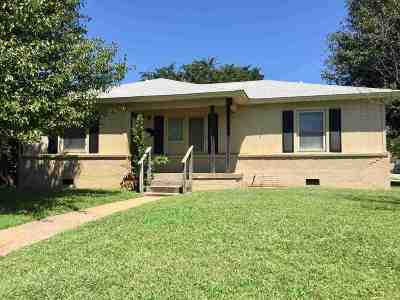 Duncan Single Family Home For Sale: 2101 W Walnut