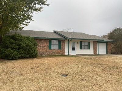 Cache Single Family Home For Sale: 110 E B Ave