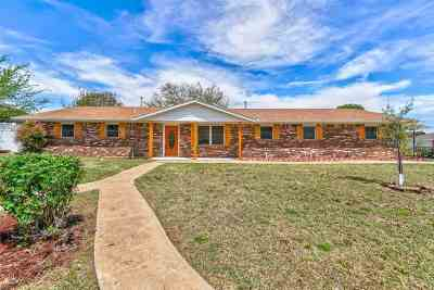 Lawton Single Family Home For Sale: 7501 SW Cherokee Ave