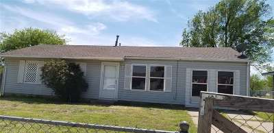 Lawton Single Family Home For Sale: 2416 NW 28th St