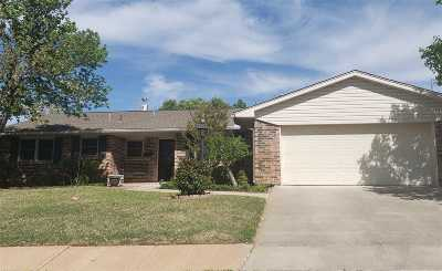 Lawton Single Family Home For Sale: 3 NW 59th St