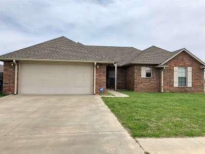 Duncan Single Family Home Under Contract: 308 Amanda