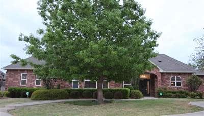 Lawton Single Family Home For Sale: 1601 NW 36th St