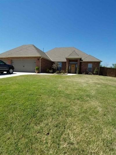 Elgin Single Family Home Under Contract: 1211 NE Baybrook Dr