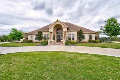 Lawton OK Single Family Home For Sale: $625,000