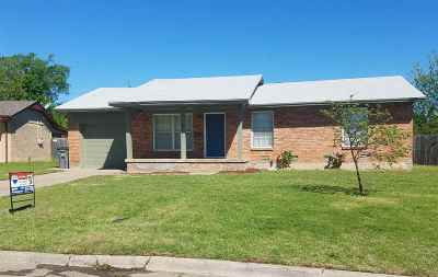 Lawton Single Family Home For Sale: 4507 SW Atom Ave