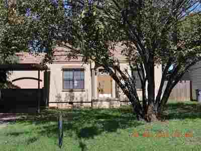 Lawton Single Family Home For Sale: 1139 NW Oak Ave