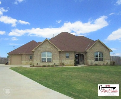 Lawton Single Family Home For Sale: 118 Wilson Ln