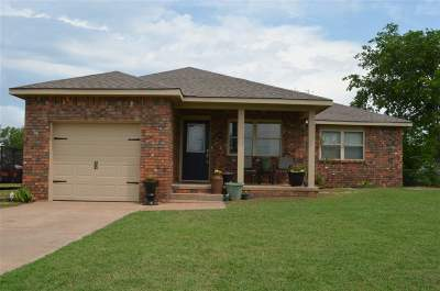 Duncan Single Family Home For Sale: 5553 W Beech