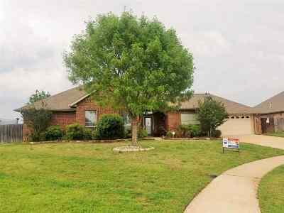 Lawton Single Family Home For Sale: 2011 NE 38th St