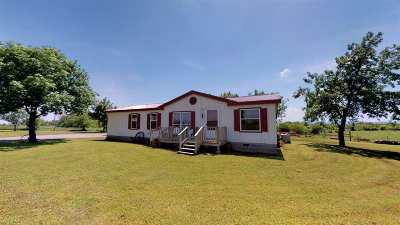 Lawton Single Family Home Under Contract: 13305 NW McClung Rd