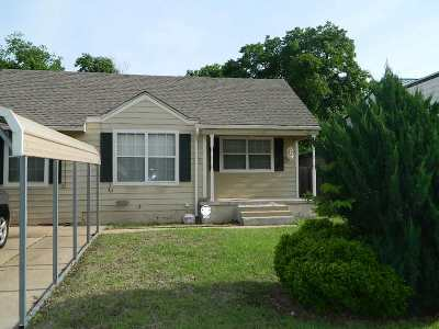 Lawton Single Family Home For Sale: 1905 NW Ash Ave