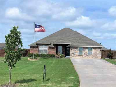 Fletcher Single Family Home Under Contract: 121 NE Coyote Dr
