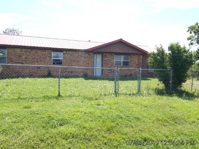 Tillman County Single Family Home For Sale: 718 N 5th St