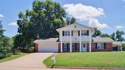 Single Family Home For Sale: 7118 NW Woodland Dr